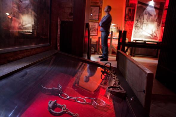 В Москве открылся музей телесных наказаний. Изображение № 13.