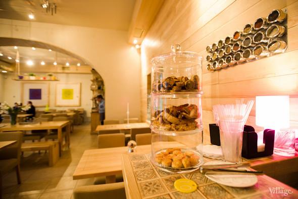 Новое место (Киев): Ресторан Citronelle. Изображение № 9.