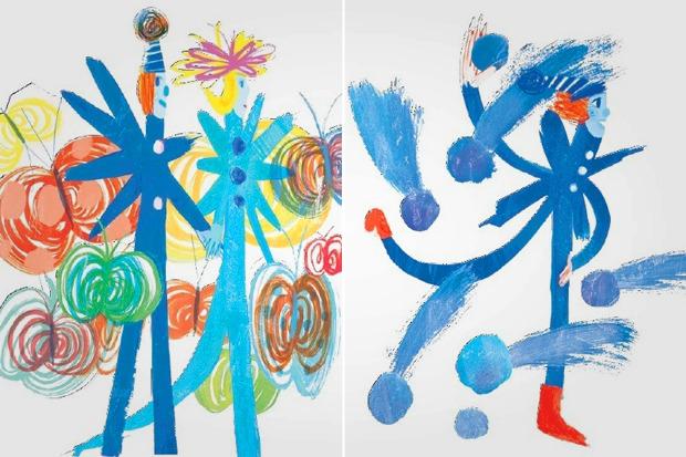 Игорь Гурович разработал стиль Городского новогоднего фестиваля. Изображение № 7.