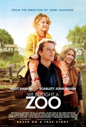 Фильмы недели: «Грозовой перевал», «Джон Картер», «Мы купили зоопарк». Изображение № 5.