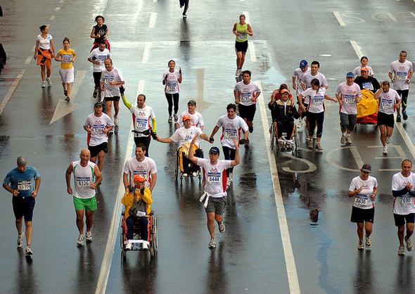 Иностранный опыт: 5 городских марафонов. Изображение № 54.