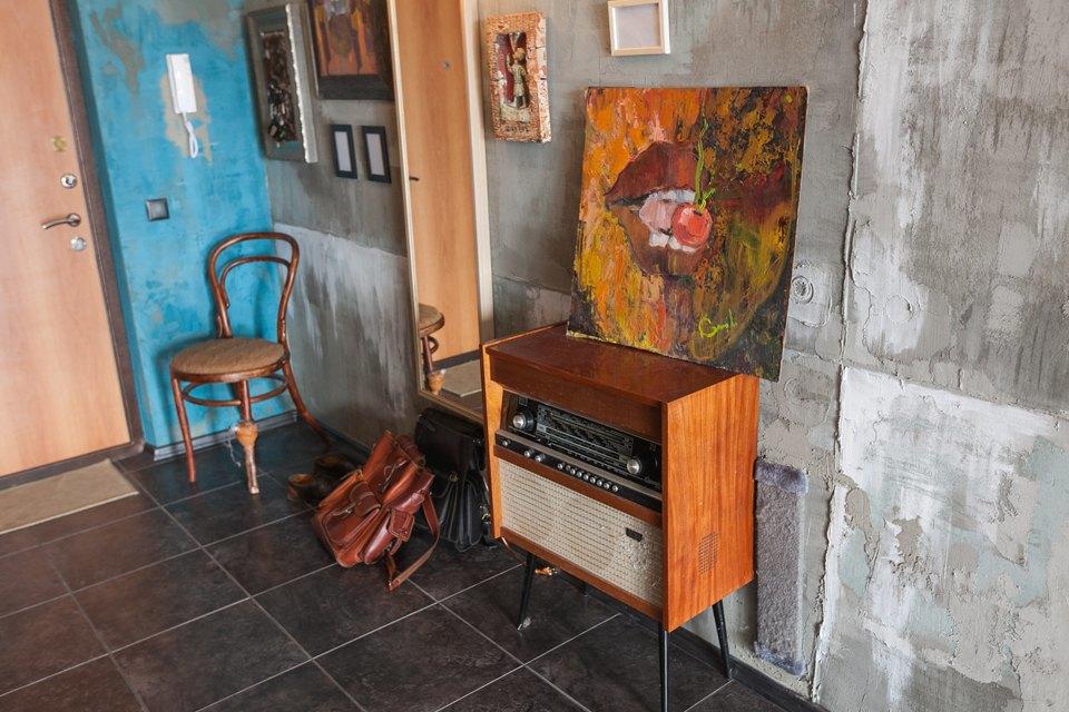 Студия без кухни на Комендантском. Изображение № 11.