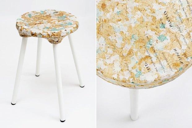 Безотходное производство: 6 марок мебели из мусора . Изображение № 7.