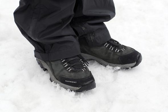 Вышли в минус: В чем заниматься спортом холодной весной. Изображение № 24.