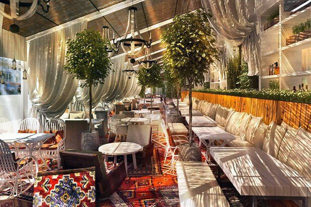 Новости ресторанов: Citronelle, OK BAR, «Желток». Изображение № 9.