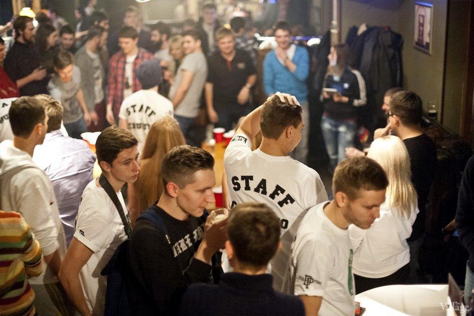 Дали по шарам: Кто игде играет вбир-понг вМоскве. Изображение № 11.