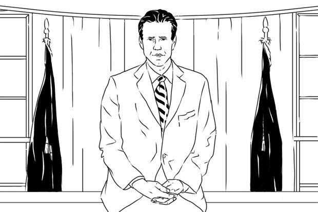 Как всё устроено: Работа дипломата. Изображение № 3.