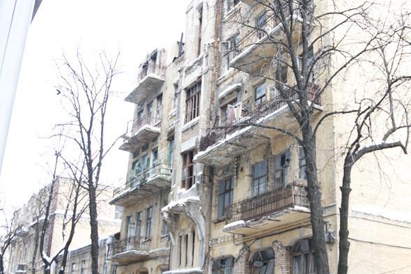 Минус один: В Киеве сносят очередной памятник истории и архитектуры. Изображение № 1.