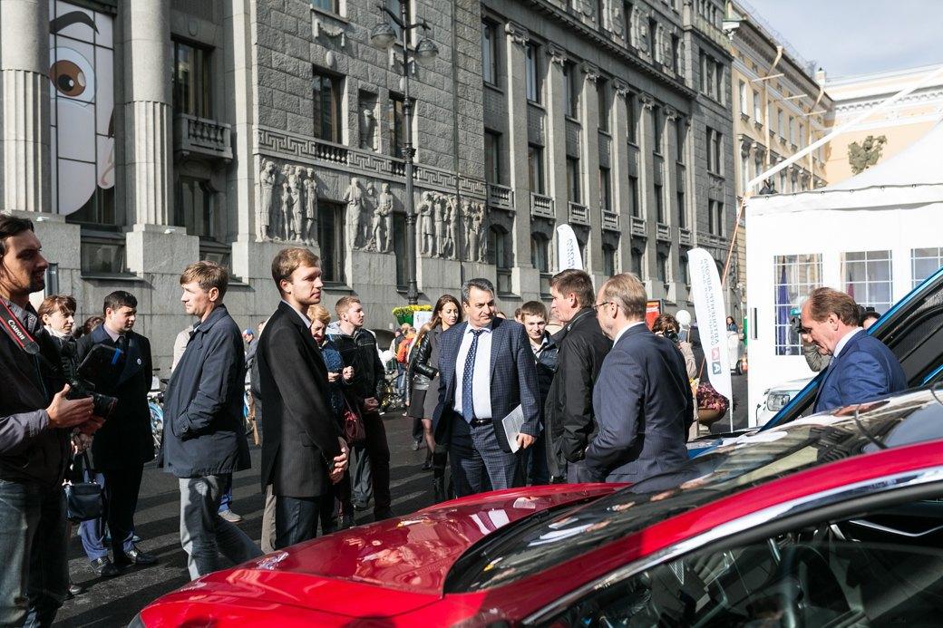 Как Петербург хотел присоединиться ко«Дню без автомобиля» инесмог . Изображение № 8.
