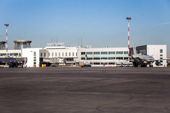 Аэропорт Пулково открыл новое здание для обслуживания внутренних рейсов . Изображение № 2.