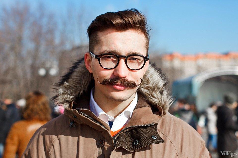 Люди в городе: Участники фестиваля усов. Изображение № 3.