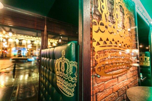 На Невском открылся паб «Сибирская корона». Изображение № 1.