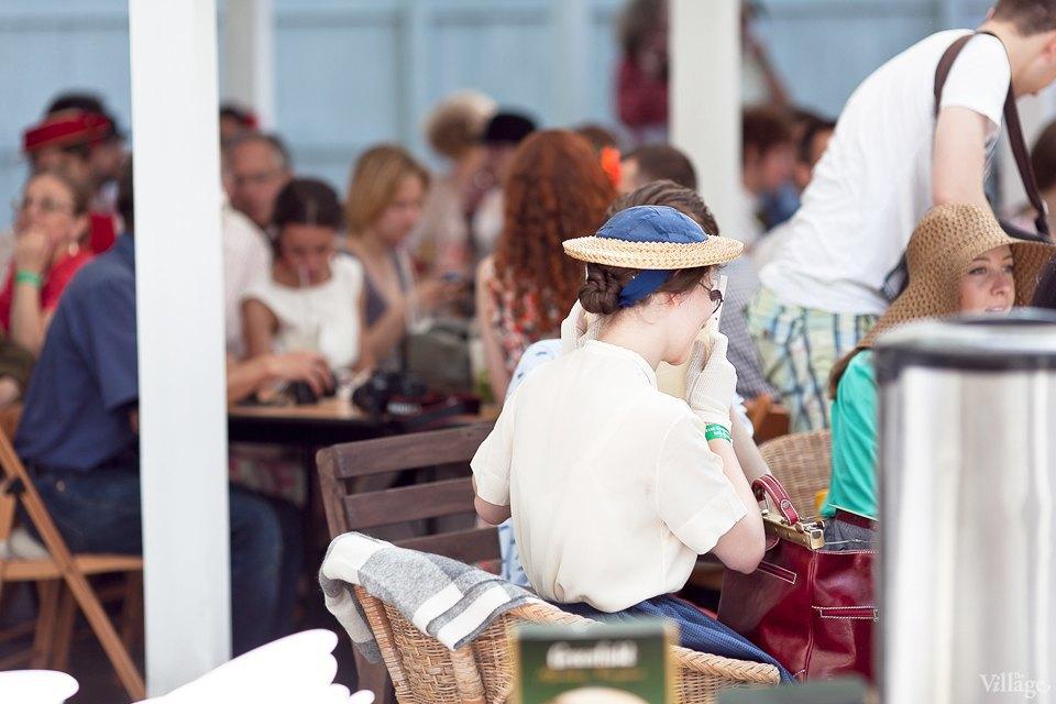Люди в городе: Участники «Твидового вояжа» в Петербурге. Изображение № 18.