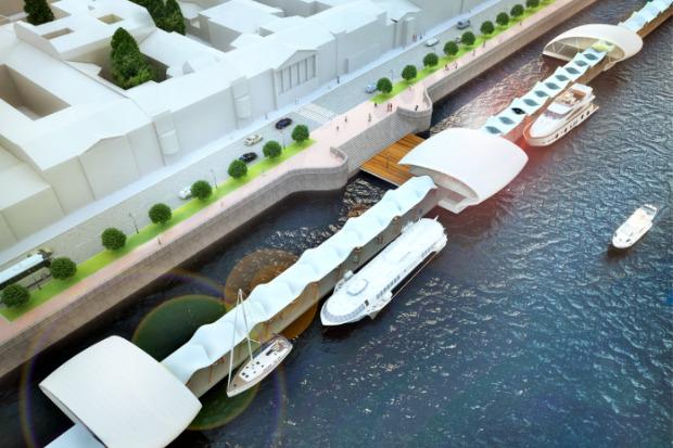 Попали в переделку: 6 проектов квартала вокруг «Новой Голландии». Изображение № 7.