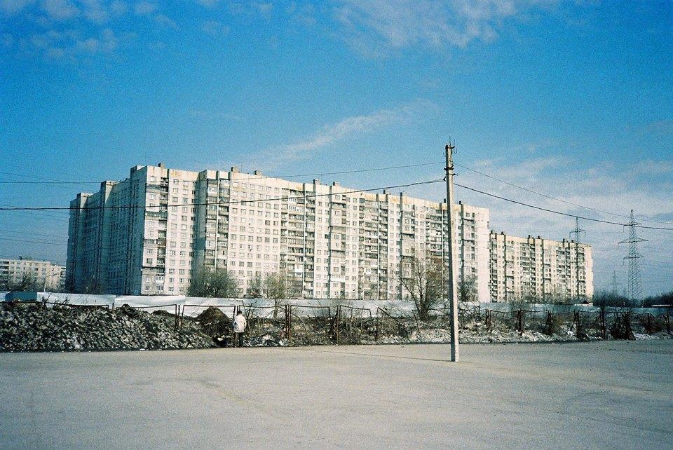 На районе: Фрунзенский глазами Александра Бондаря. Изображение №9.