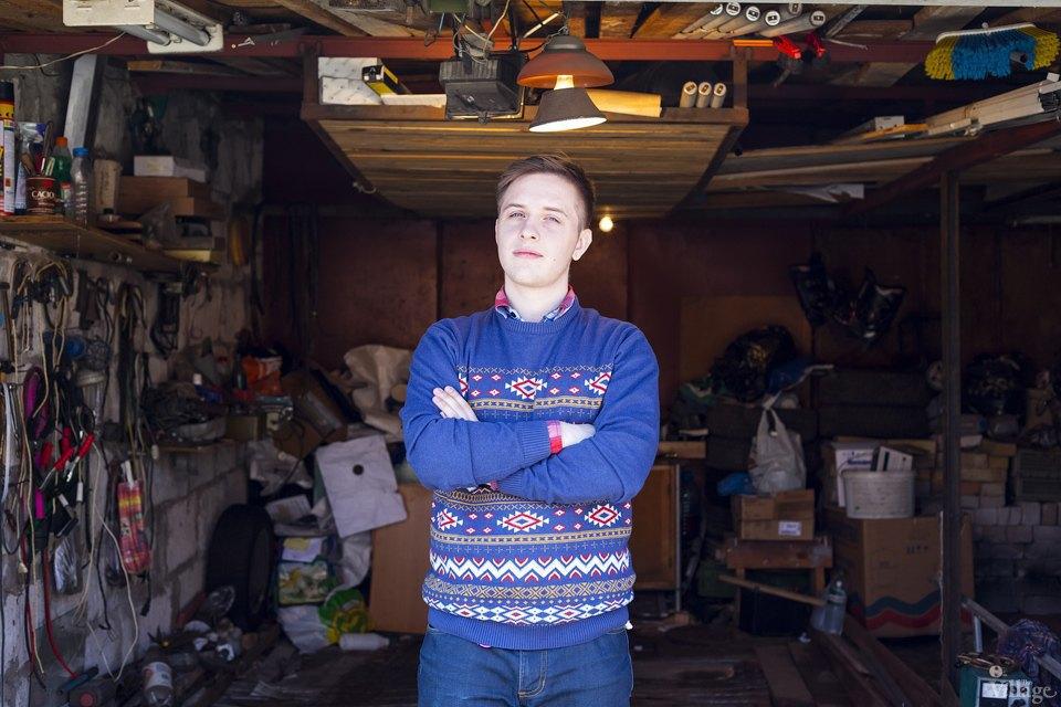 Сделай хлам: Что горожане хранят в гаражах. Изображение № 13.