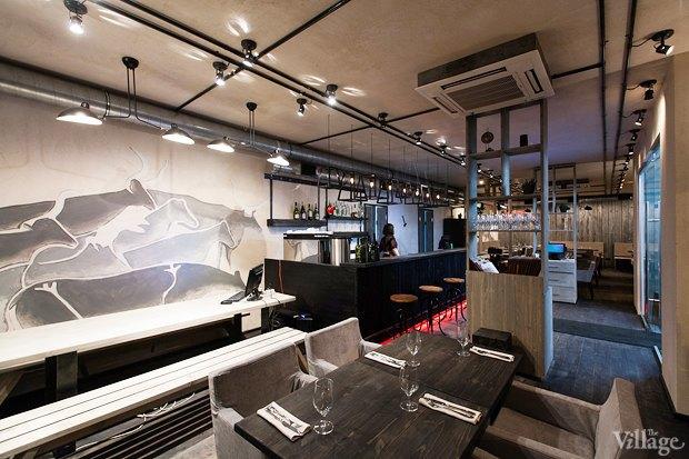 Новое место: Стейкхаус Red. Steak&Wine . Изображение № 2.