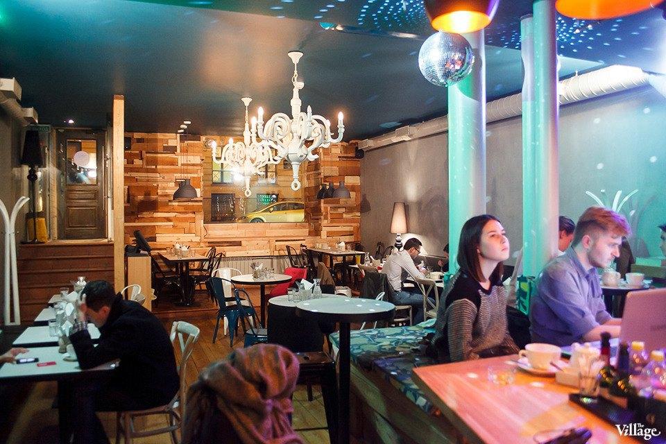 От заката до рассвета: 24 места, где можно поесть ночью в Петербурге. Изображение № 20.