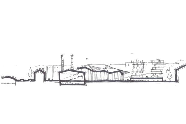 10 проектов квартала около Витебского вокзала . Изображение № 31.