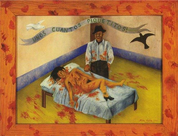 Фрида Кало вМузее Фаберже: главные факты икартины. Изображение № 8.