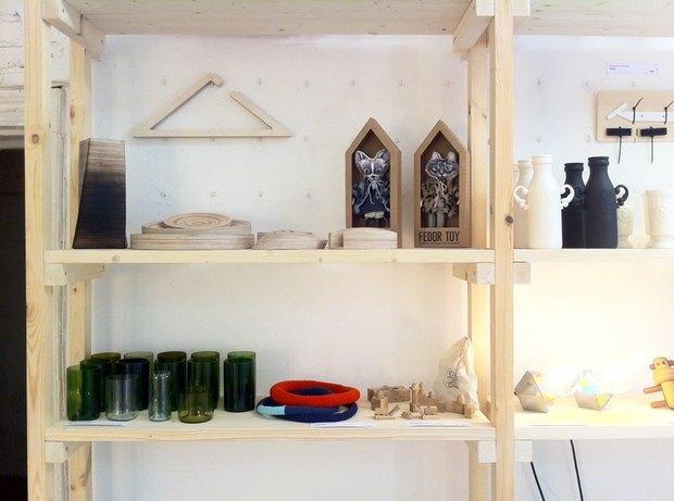 В «Тайге» открылся магазин российского предметного дизайна. Изображение № 4.