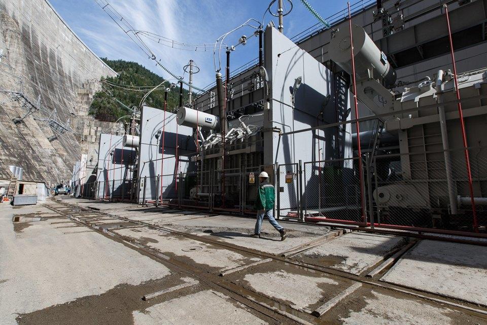 Как работает гидроэлектростанция. Изображение № 38.