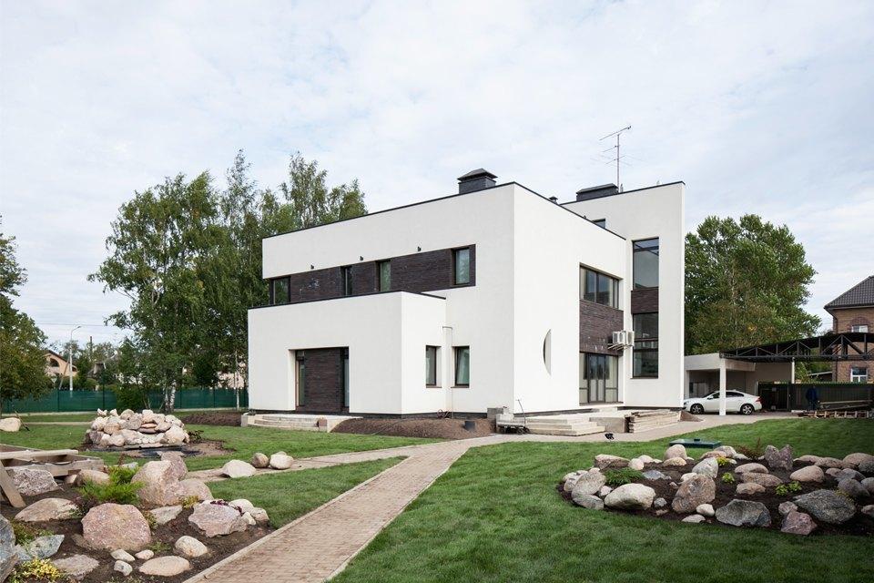 Загородный дом для семейной пары. Изображение № 2.