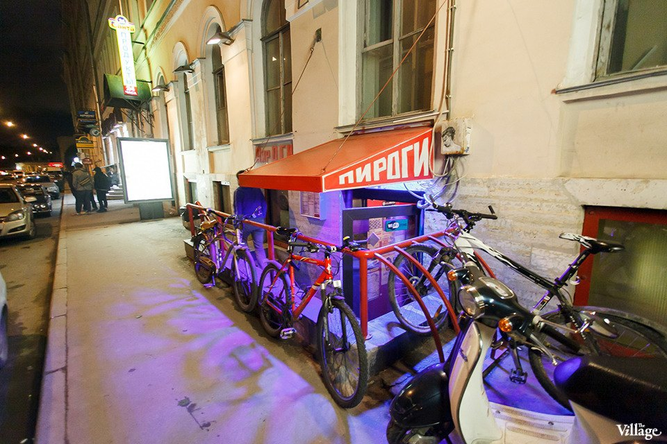 От заката до рассвета: 24 места, где можно поесть ночью в Петербурге. Изображение № 41.