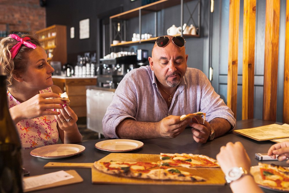 Впоисках лучшей пиццы «Маргарита» . Изображение № 26.