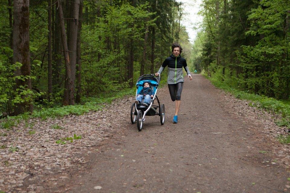Беги, мама, беги: Тест-драйв детских колясок для бега. Изображение № 13.