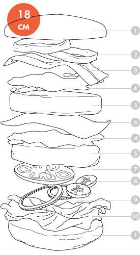 Между булок: Внутренности 20 московских бургеров. Изображение № 172.