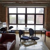 6 офисов архитектурных бюро: NB Studio, Za Bor, Speech, Wowhaus, «Один к одному», «Студия 44». Изображение № 32.