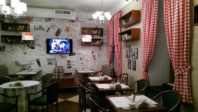 На Никольской улице открылось кафе «Вареничная № 1». Изображение № 2.