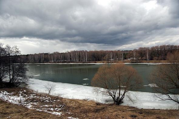 Иностранные компании реконструируют парк «Москворецкий». Изображение № 1.