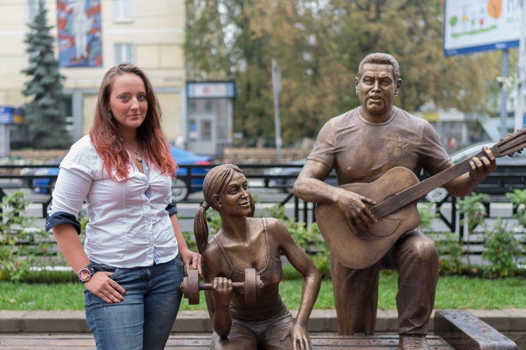 «Какая разница — Ленин или Расторгуев?»: Люберчане опамятнике группе «Любэ». Изображение № 9.
