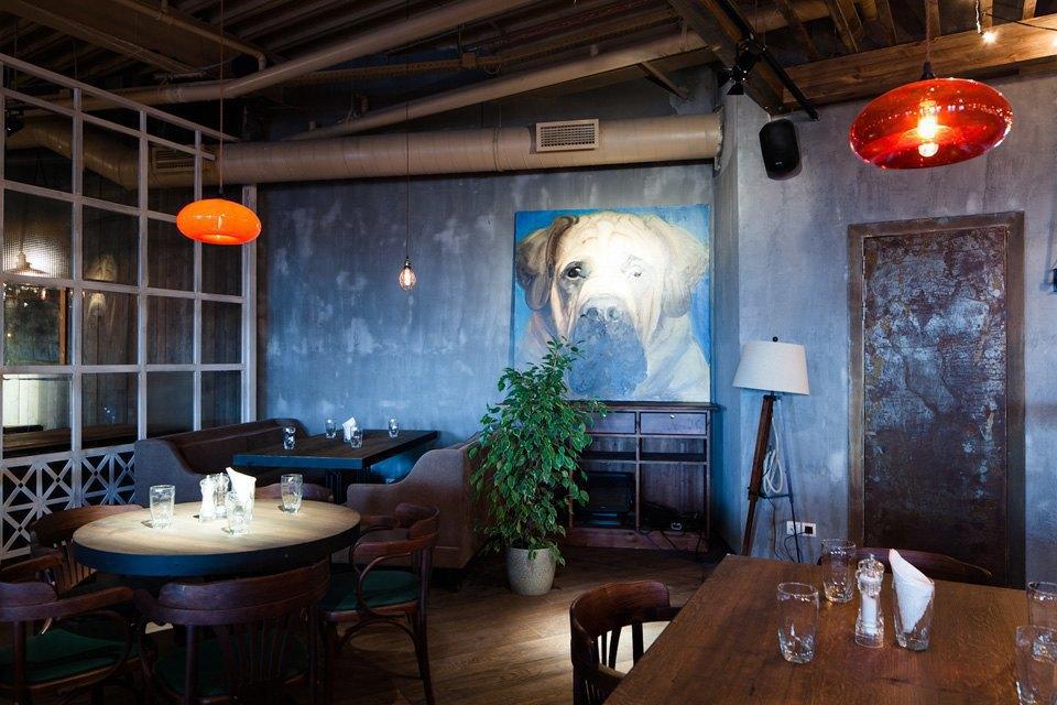 Ресторан «Большая кухня» в«Галерее». Изображение № 8.