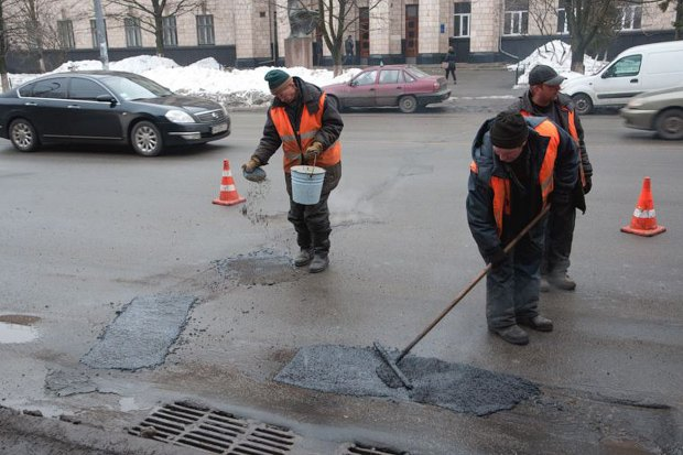 В Киеве запустили онлайн-сервис по контролю за ремонтом дорог. Зображення № 8.
