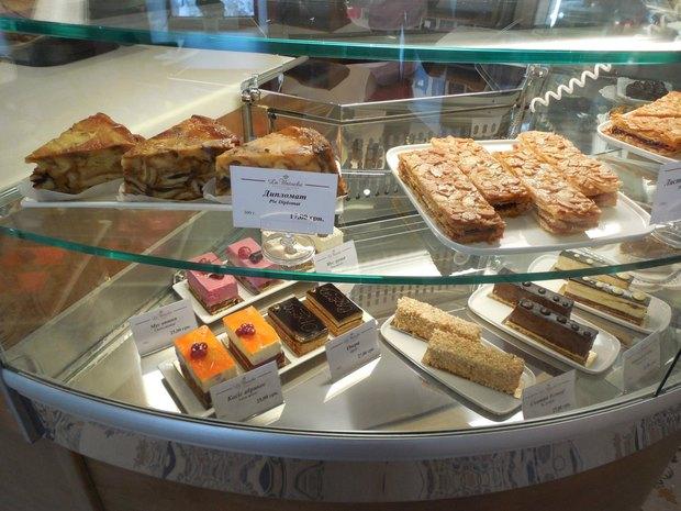 В Киеве открылись две пекарни-кондитерские La Brioche. Изображение № 2.