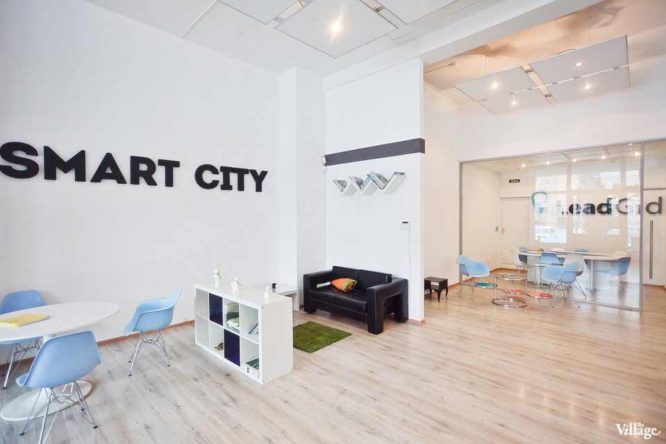 Офис недели (Петербург): LeadGid иSmart City. Изображение №3.