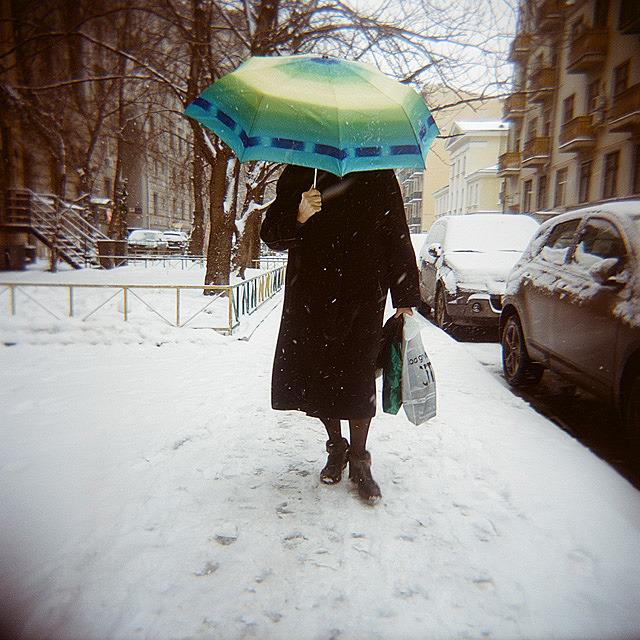 Камера наблюдения: Москва глазами Варвары Лозенко. Изображение №19.