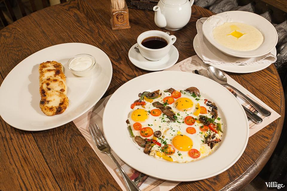 Никогда не поздно:17 мест, где завтракают после полудня. Изображение №17.