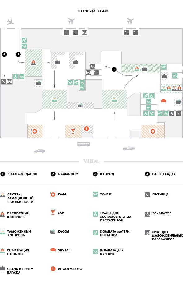 Полёт нормальный: Реконструкция аэропорта Киев. Зображення № 21.
