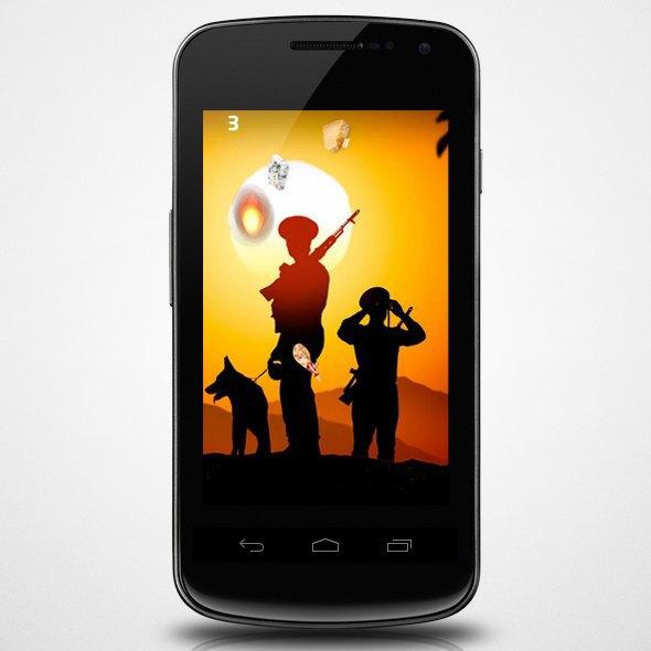 В Google Play появилась игра об уничтожении санкционных продуктов. Изображение № 2.
