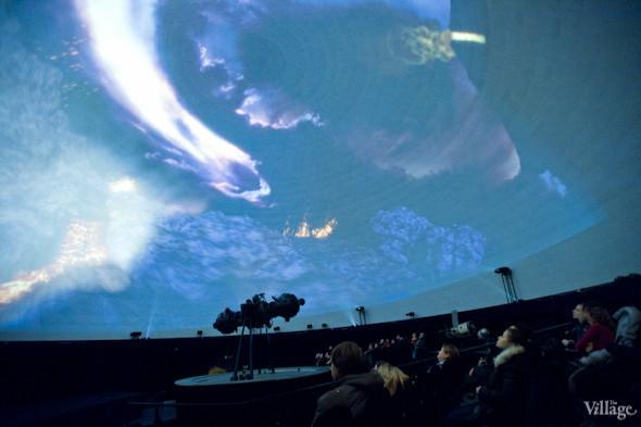 Atmasfera 360: Сферическое кино, игры на сенсорных панелях и шоколадные телескопы. Зображення № 3.
