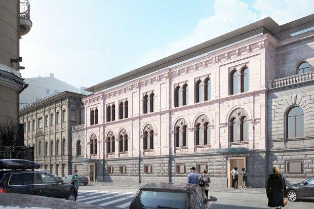 Проект недели: Как перестроят Европейский университет. Изображение № 2.