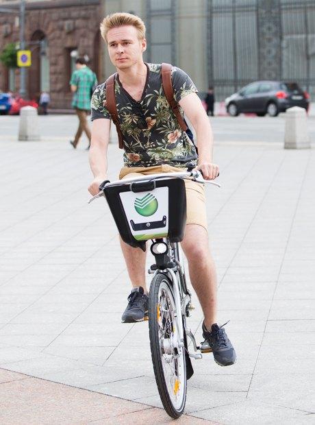 Тест-драйв новых велосипедов городскогопроката. Изображение № 13.