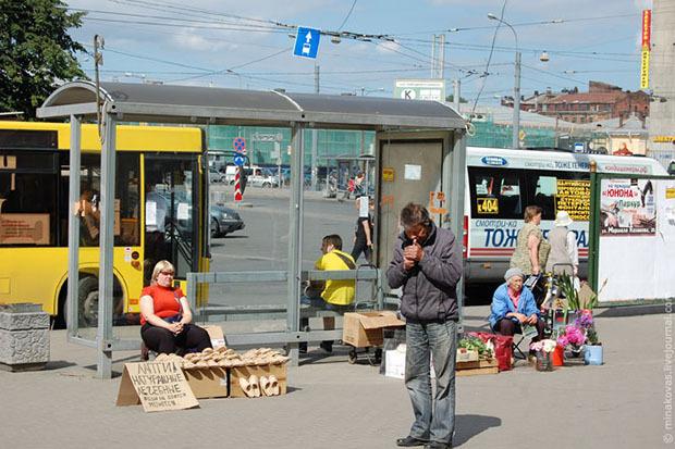 Территория вокруг Балтийского вокзала сейчас. Изображение № 2.