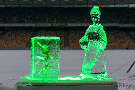 В «Олимпийском» откроют выставку ледяных скульптур. Зображення № 7.