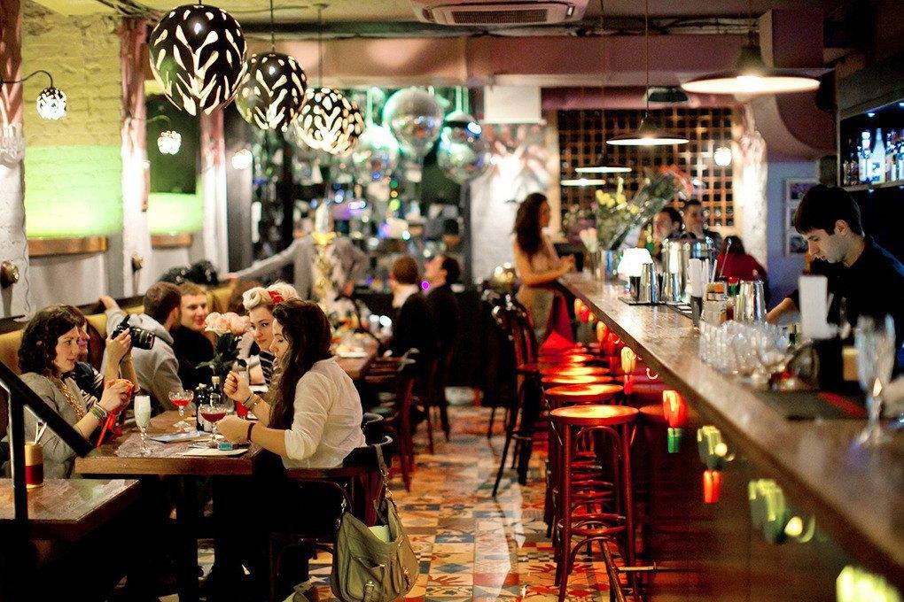 ресторан «Барри Бар». Изображение № 6.