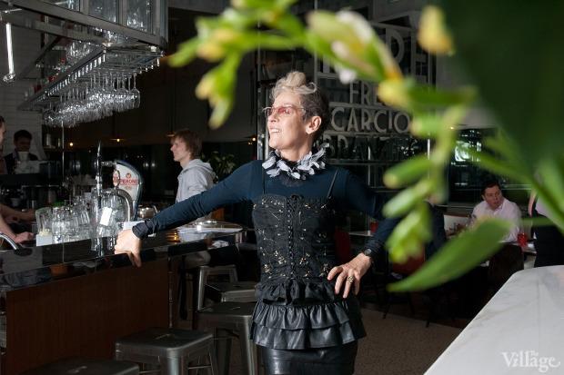 Интервью: Повар Марья Самсом онеобычных форматах ресторанов. Изображение № 2.